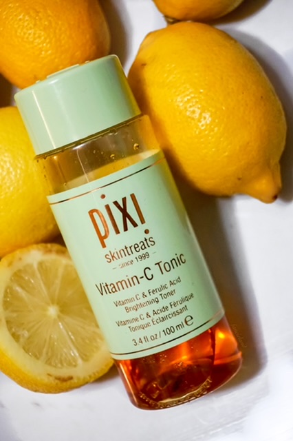 Pixi Skintreats Vitamin-C Tonic Review