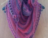 Crocheted Road Trip Scarf
