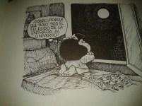 Mafalda inédita. Ed. Lumen 1988