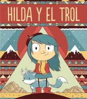Hilda y el troll, de Luke Pearson
