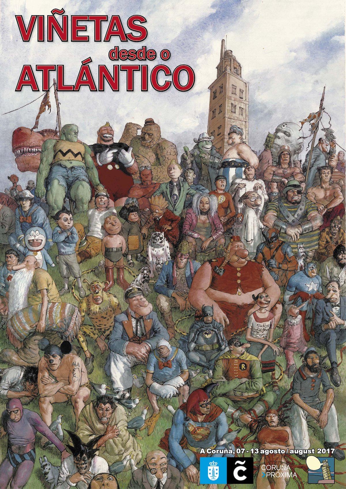Festival Internacional de Cómic Viñetas desde o Atlántico