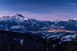 Swiss-Mountains