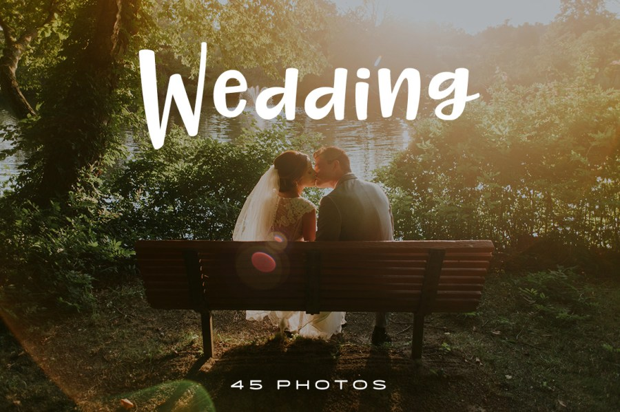 Every relationship is precious. Wedding is like commitment. This wedding photo pack has inspirational 45 free wedding stock images.