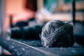Fuzzy-Thread-Ball