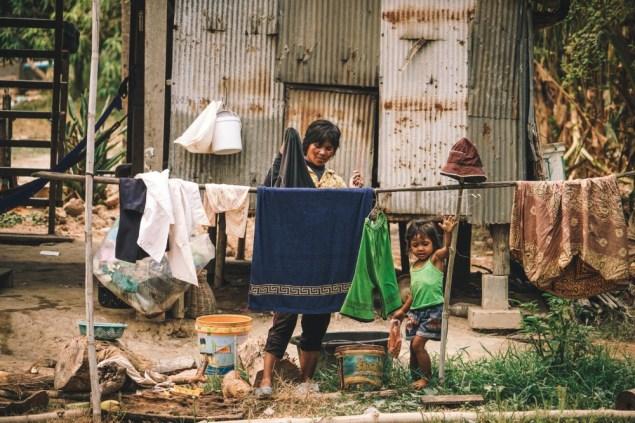 Laundry-Work