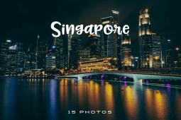 Singapore photo Pack 15 Photos