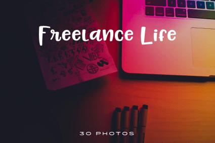 Freelance-Life-Photo-Pack
