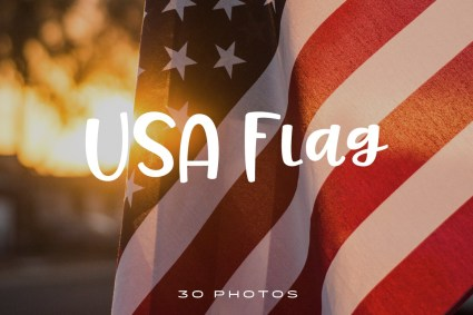 USA-Flag-Photo-Pack