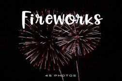 Fireworks Photo Pack
