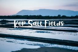 Kep Salt Fields