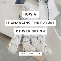 How Artificial Intelligence Is Changing the Future of Web Design