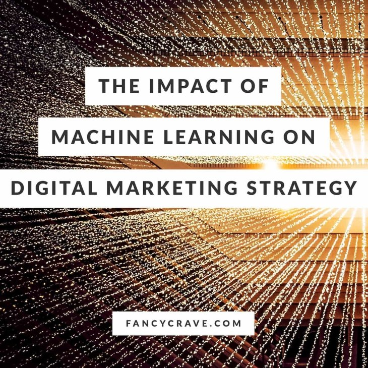 The Impact Of Machine Learning On Digital Marketing Strategy
