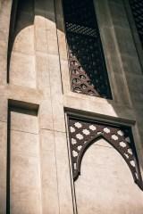 Beautiful-Islamic-Pattern-on-a-Mosque-in-Dubai