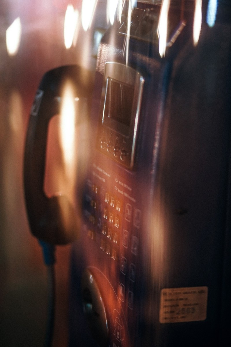 Blurry-Payphone-Night-Reflections