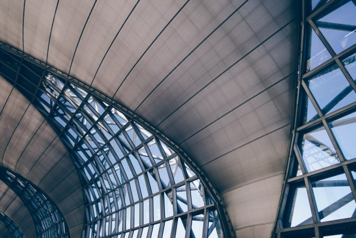 Stunning-Architectural-Design-of-the-BKK-Airport