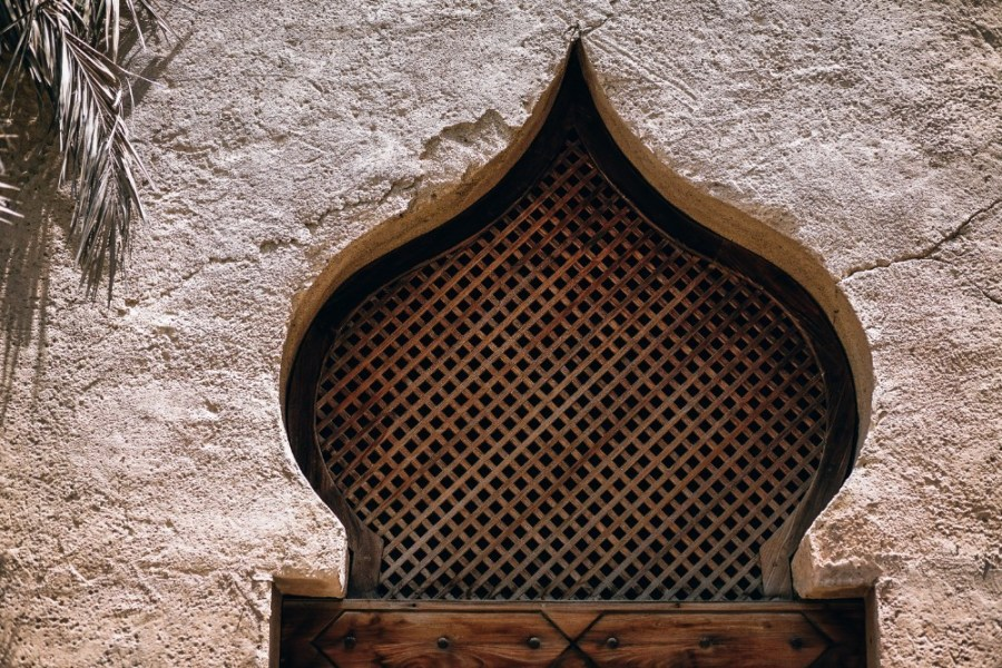 Unique-Islamic-Shape-as-a-Window