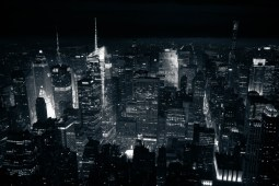 Black-and-White-Photography-of-the-New-York-City-Skyline-1