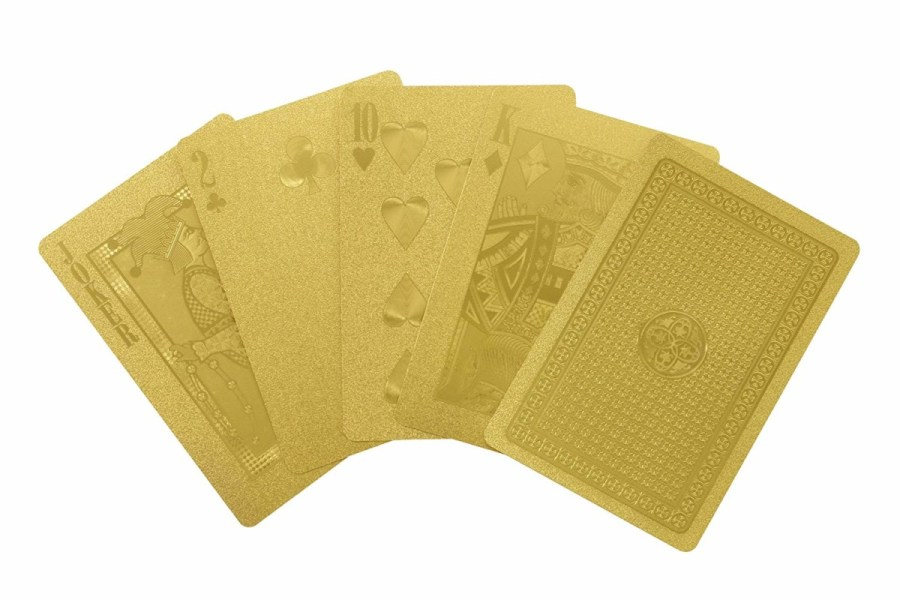 Gold-Deck-of-Cards-by-IDEA-International