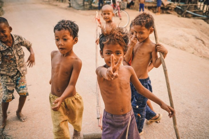 Happy-Cambodian-Country-Side-Kids