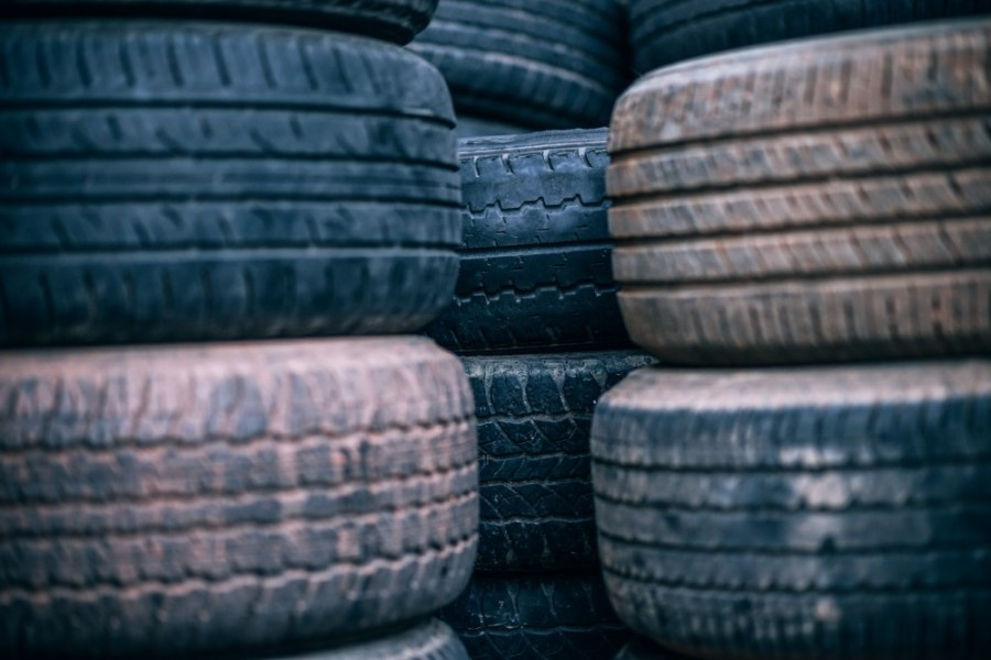 Used Car Tires >> Used Car Tires Stacked On Top Of Each Other Fancycrave