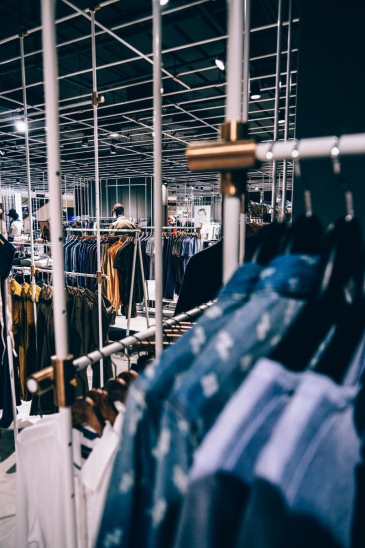 Clothing-Racks-inside-a-Clothes-Store-in-Bangkok
