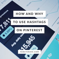 How and Why to Use Hashtags on Pinterest