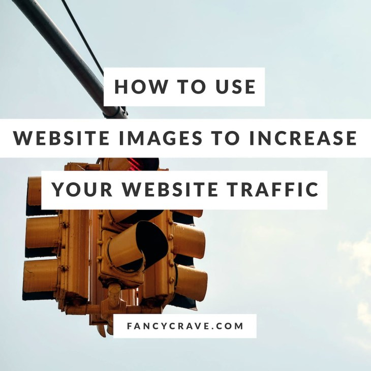 How to Use Website Images to Increase Your Website Traffic