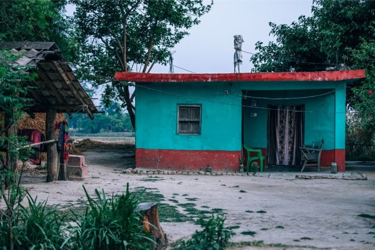 Small-Village-House-in-Nepal