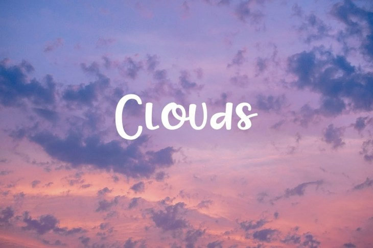 Free Photos of Clouds