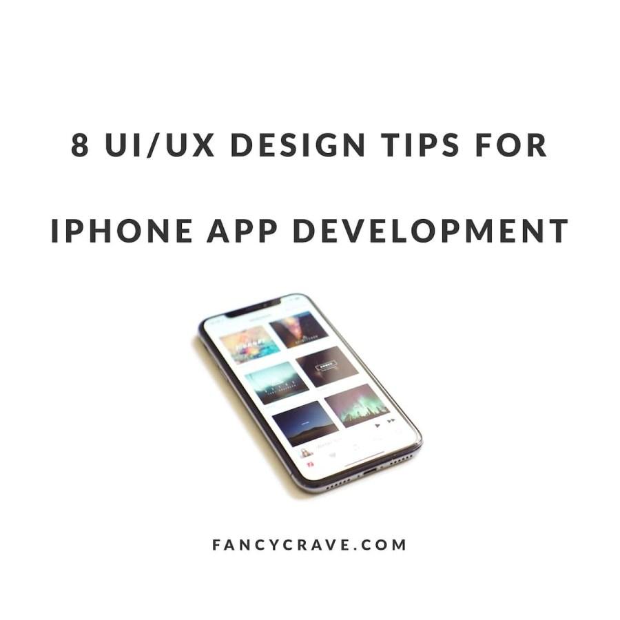 Design-Tips-for-iPhone-App-Development