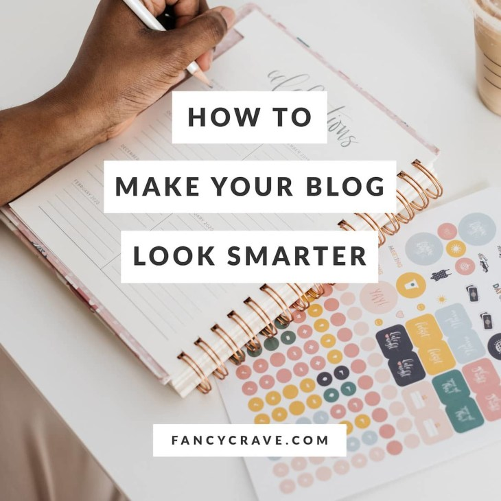 How-To-Make-Your-Blog-Look-Smarter