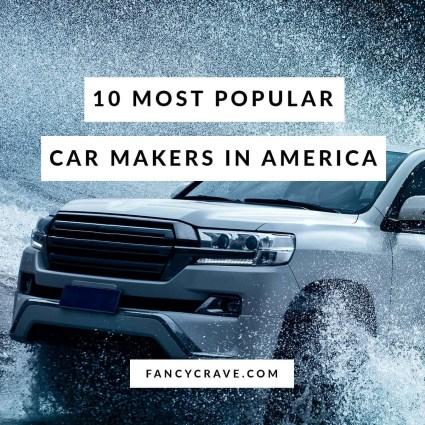 Most-Popular-Car-Makers-In-America