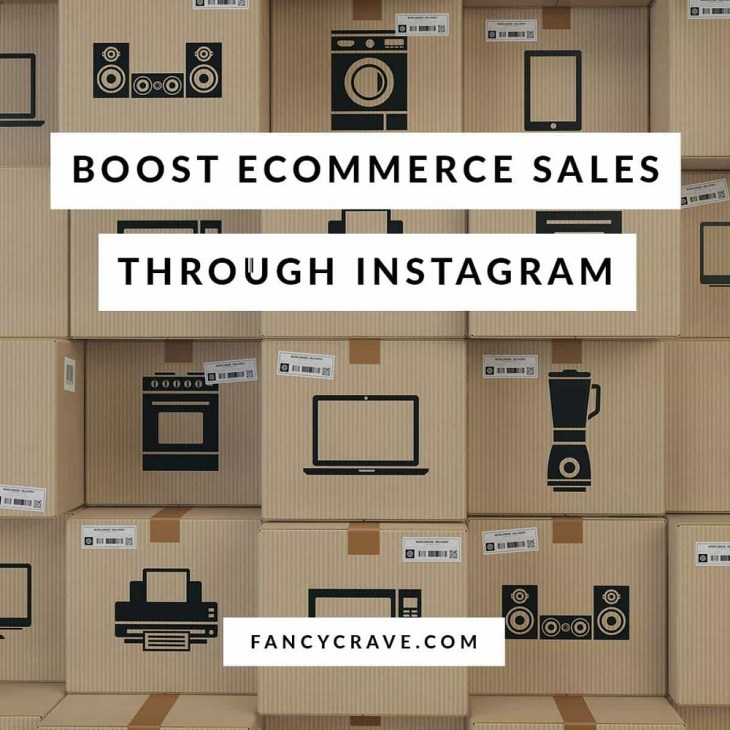 Boost eCommerce Sales Through Instagram