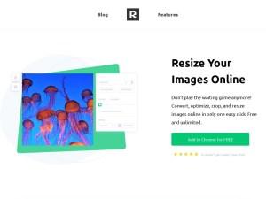resizing app