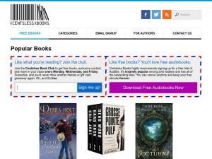 centslessbooks com