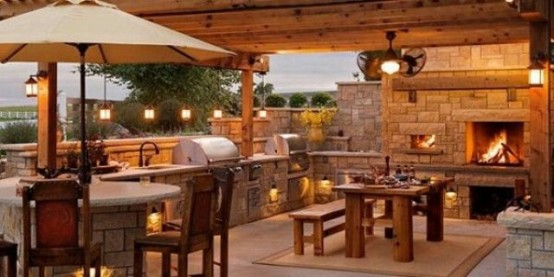 Outdoor Barbeque Ideas