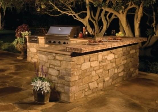 Outdoor Barbeque Ideas
