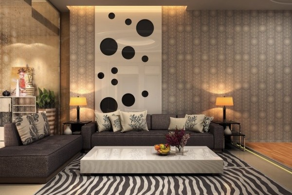 21 relaxing living rooms with gorgeous modern sofas fancy diy art