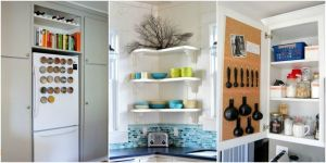 Kitchen Storage Spots