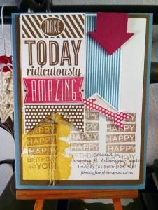 Amazing Birthday -1