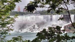 Niagra Falls American Falls  June 2015