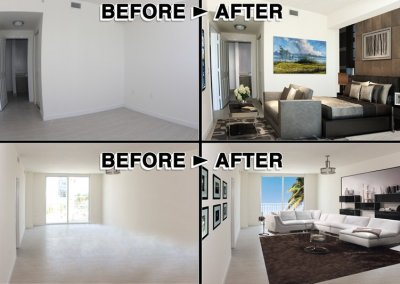 Apartment Staging