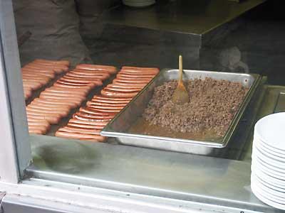 Lafayette grill