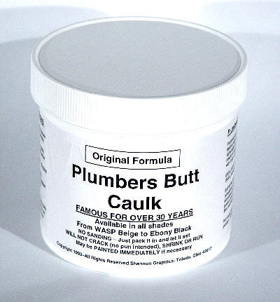 PlumbersButtCaulk