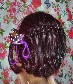 Full Crown Braid