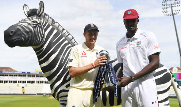 England Cricket Board announces the schedule for West Indies Test series