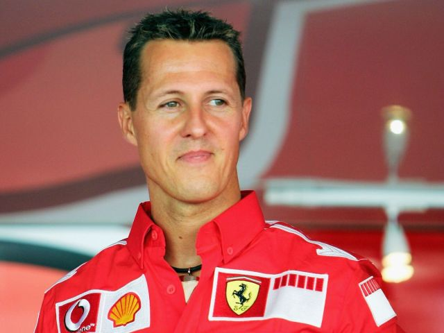 Famous Motor sports Player Michael Schumacher
