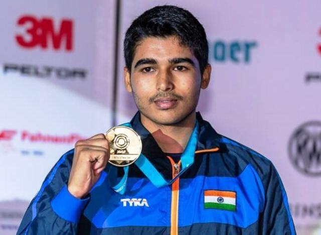 Famous Shooting Player Saurabh Chaudhary