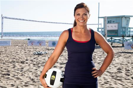 Famous Volleyball Player Misty May Treanor