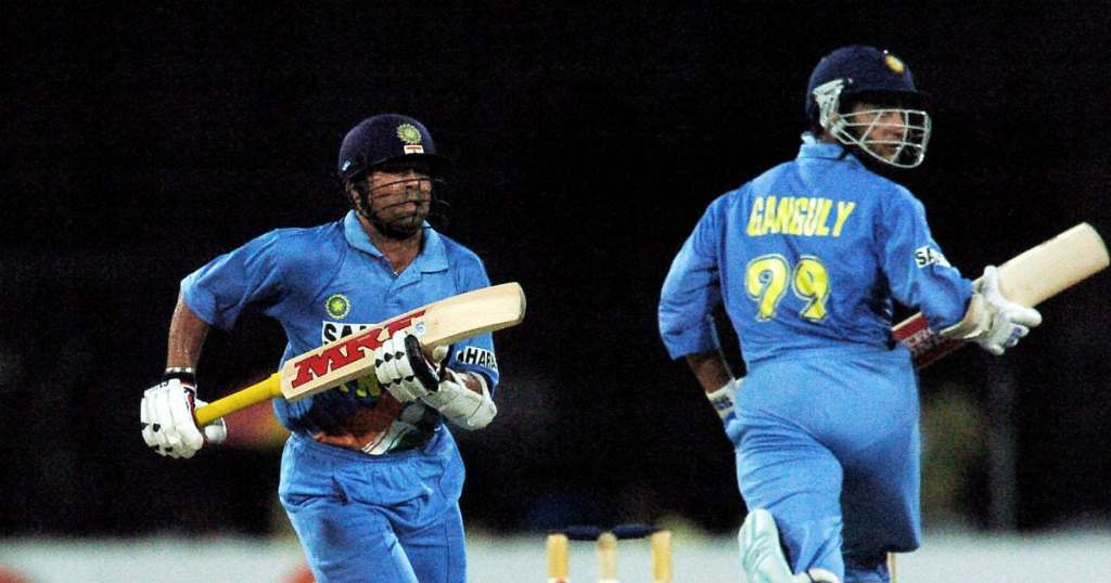 Sourav Ganguly disclosed why Sachin Tendulkar used to be at non-striker end